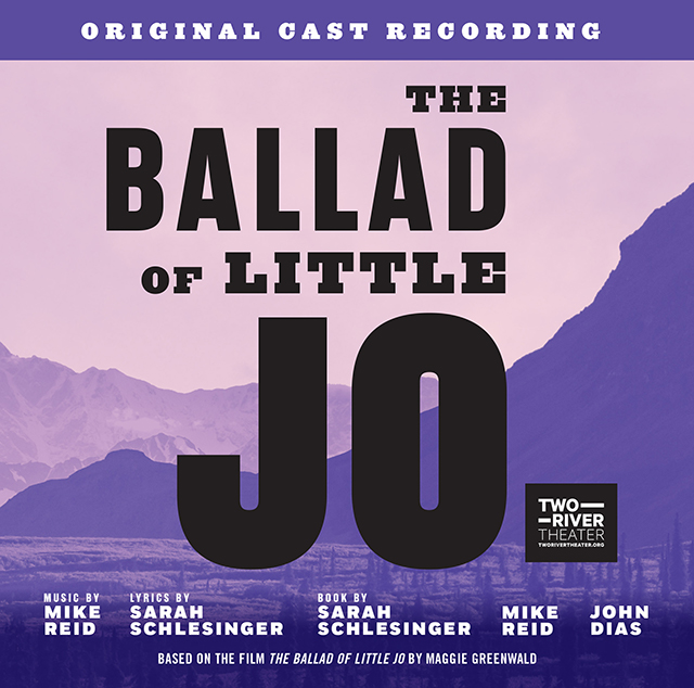 Ballad of Little Jo Cast Album Release