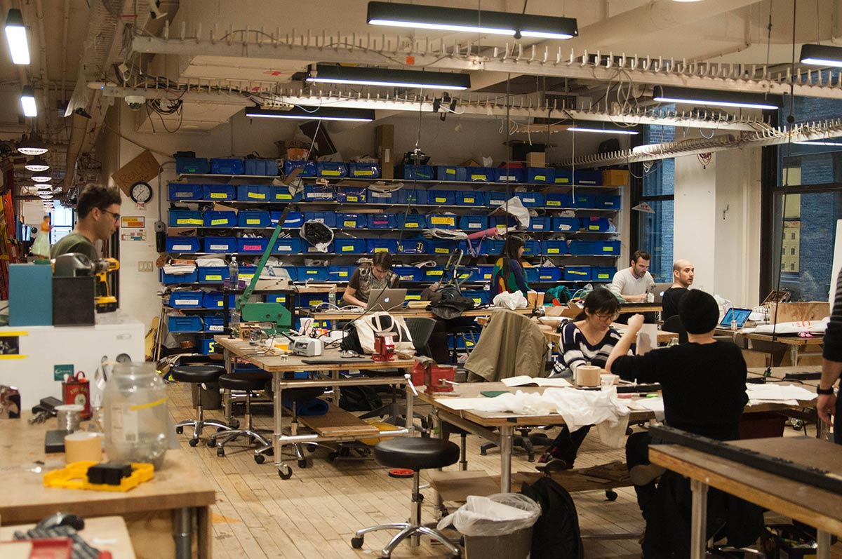 ITP Physical Computing workshop