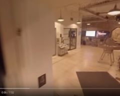 a 360 degree video walking tour of ITP