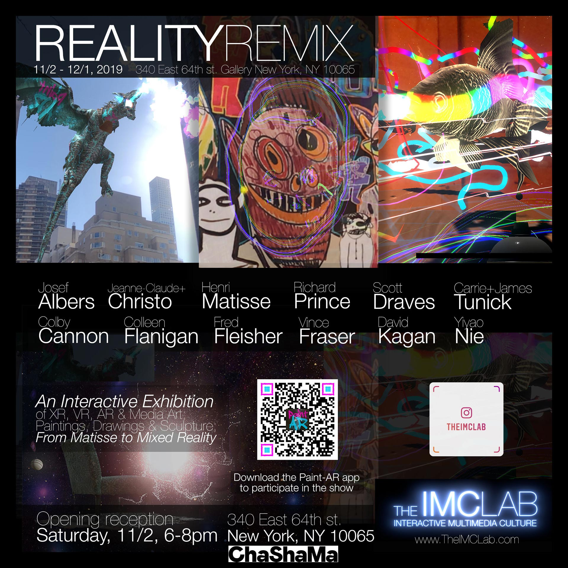 Poster for Reality Remix
