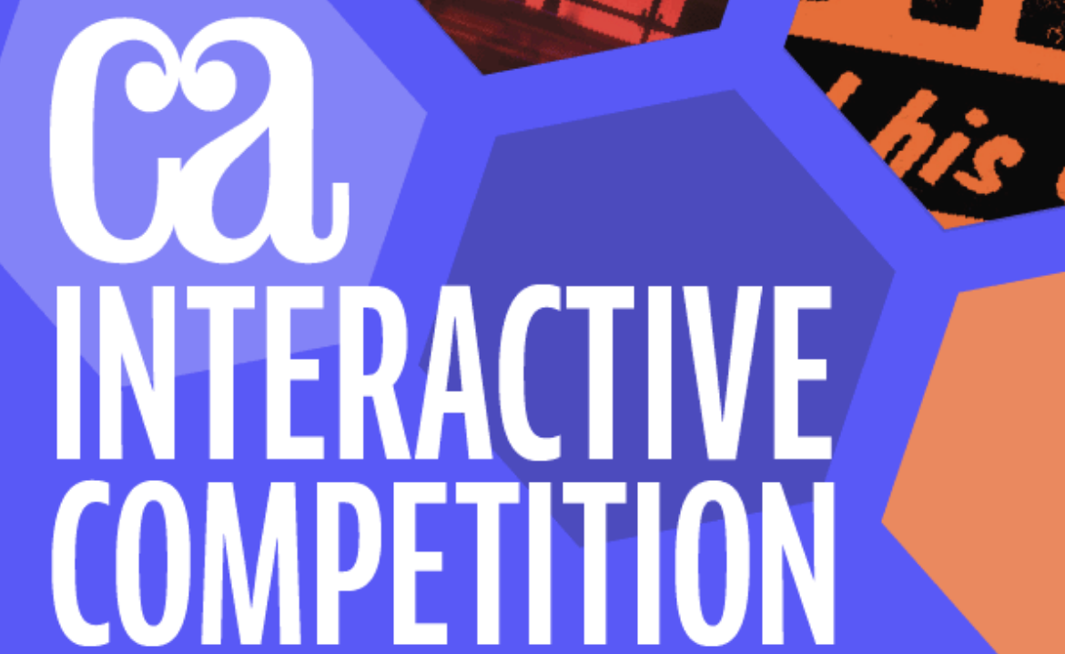 CA Interactive Competition Logo