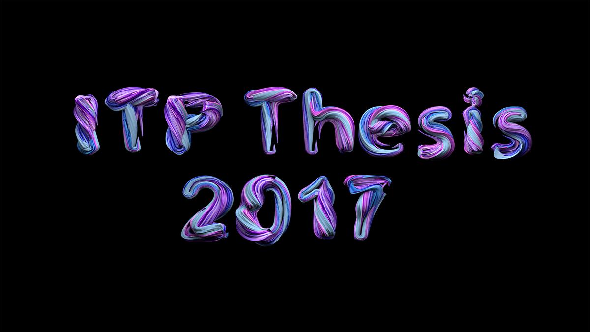 nyu itp thesis 2017