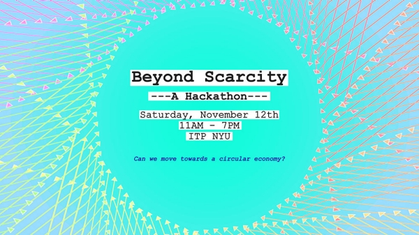 Beyond Scarcity Flyer