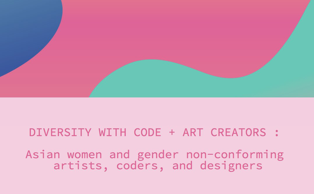 ITP Alum Talks Diversity in Code and Art