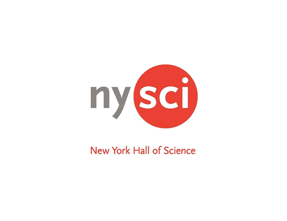logotype for New York Hall of Science