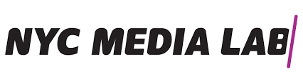 logotype for NYC Media Lab