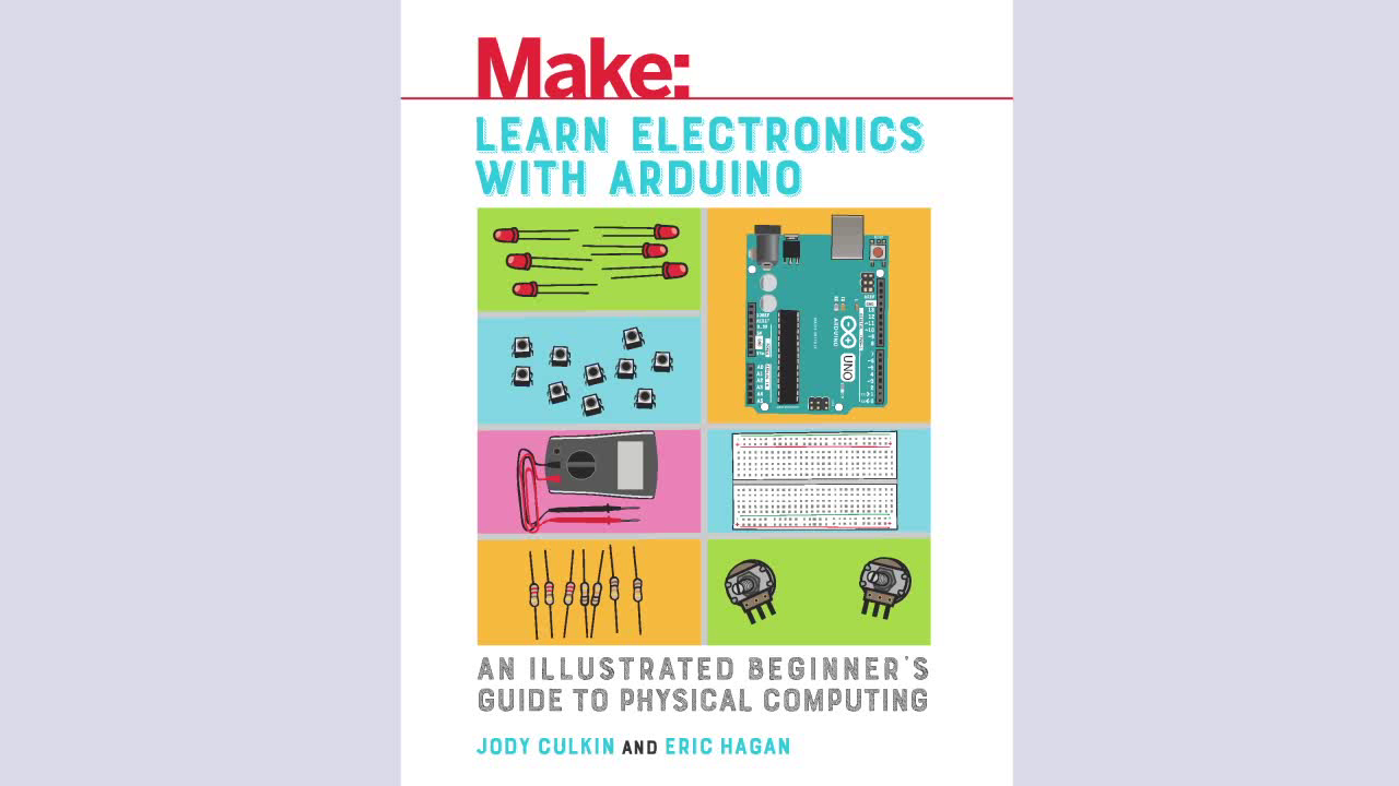 Learn electronics with arduino book party for Tisch undergraduate design
