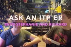 Ask an ITPer with Stephanie and Richard