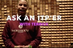 Ask an ITP'er with Terrick