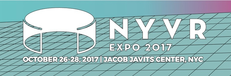 grid with NYVR Expo information