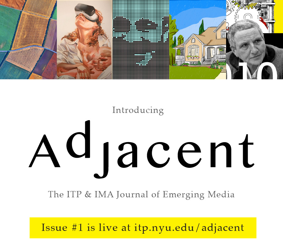 CALL for Submissions: Issue 2 of Adjacent