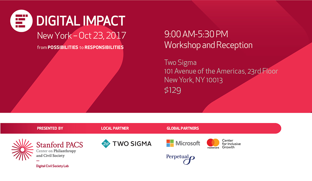 ITP Alum Speaks at Digital Impact NYC Conference