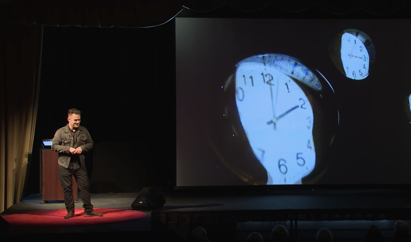 Gabe Barcia-Colombo, TedxCapeMay Talk