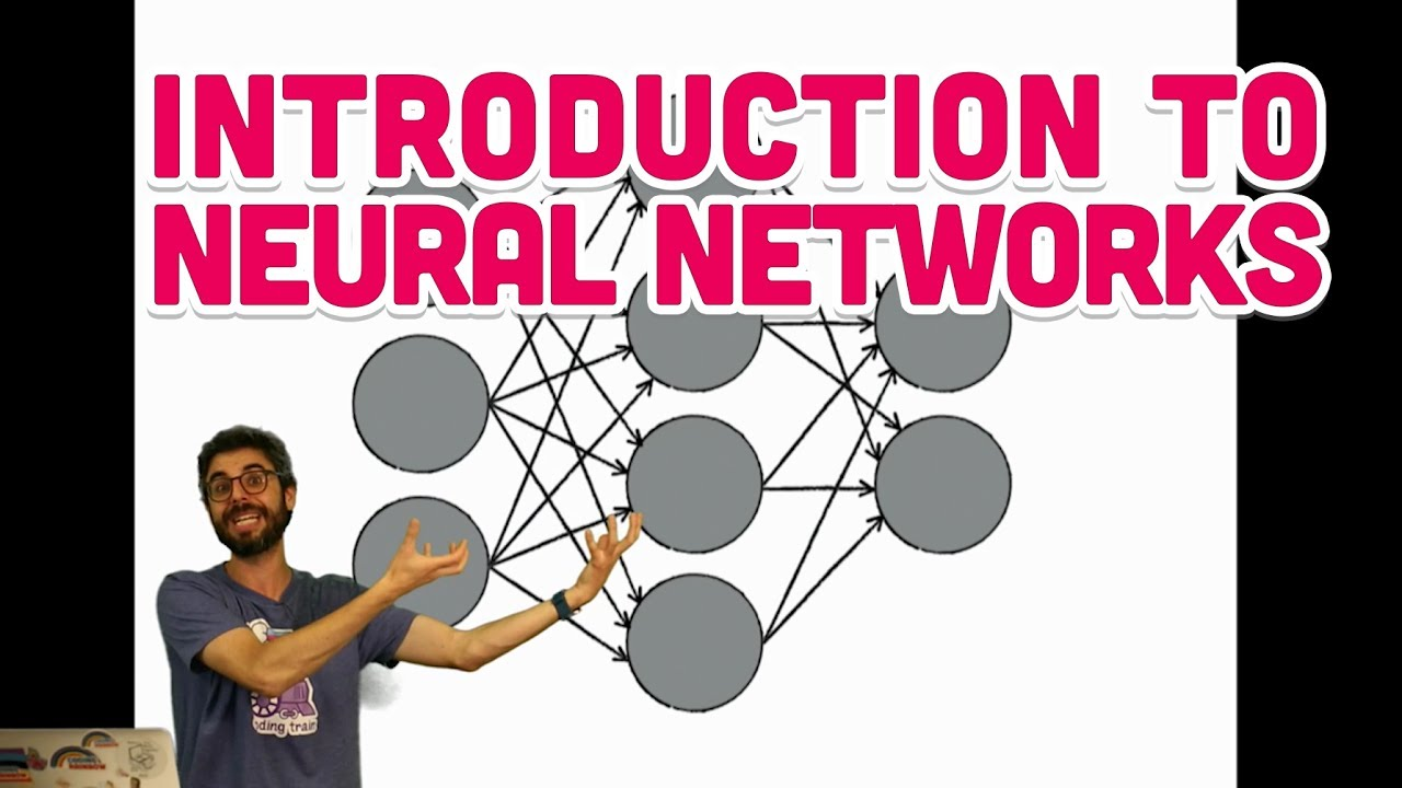 Daniel Shiffman, Introduction to Neural Networks, Youtube.com