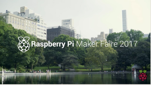 ITP Alums feature in Raspberry Pi Video