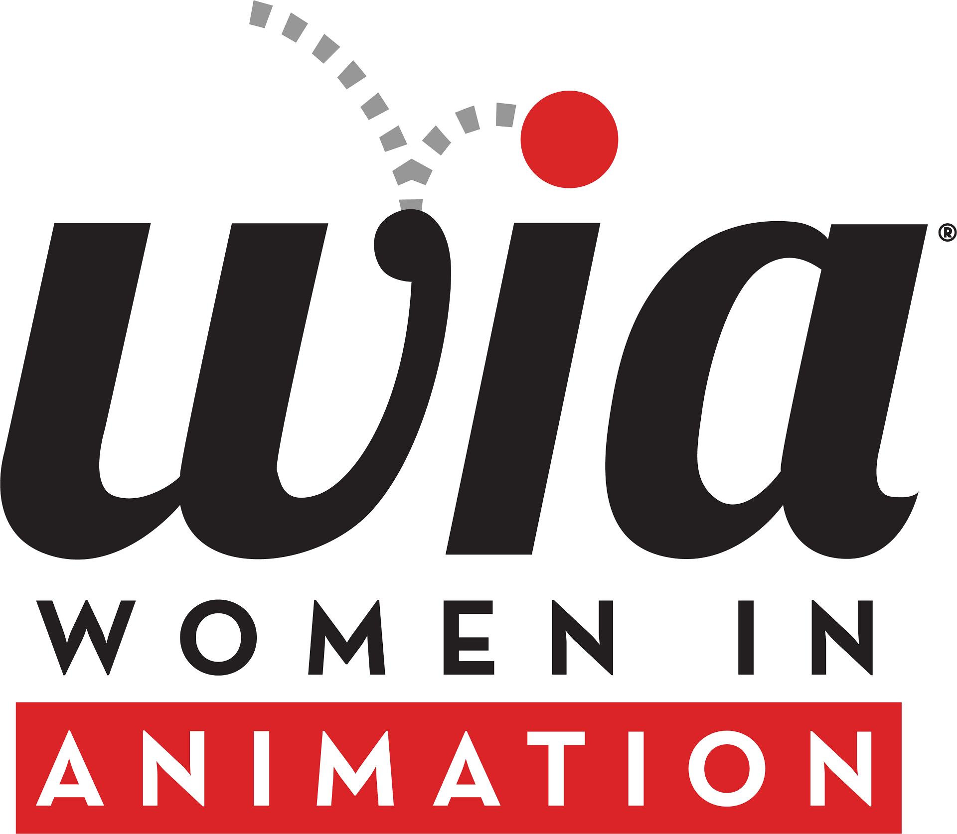 Image of Women in Animation logo.