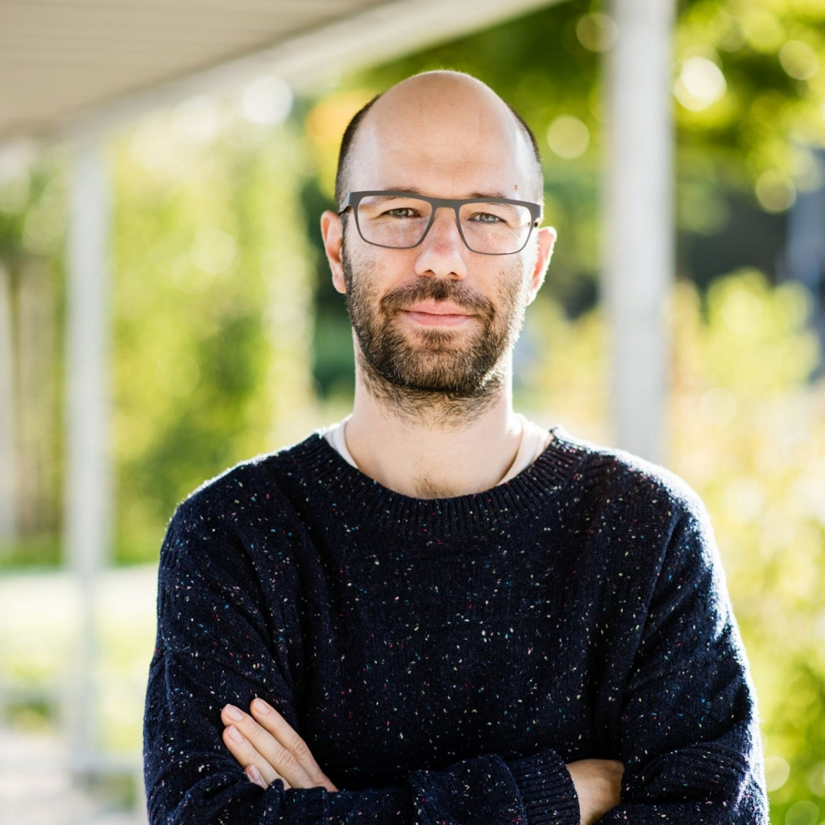 Image of Benedikt Gross.
