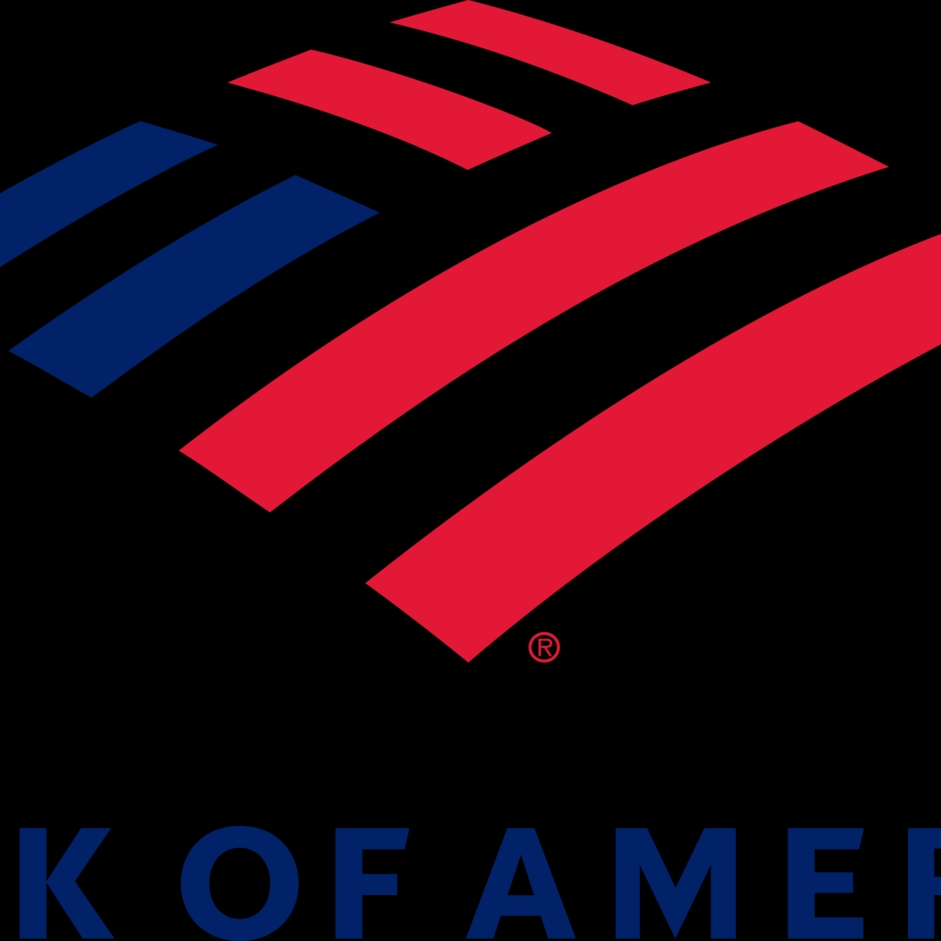 Image of Bank of America logo.