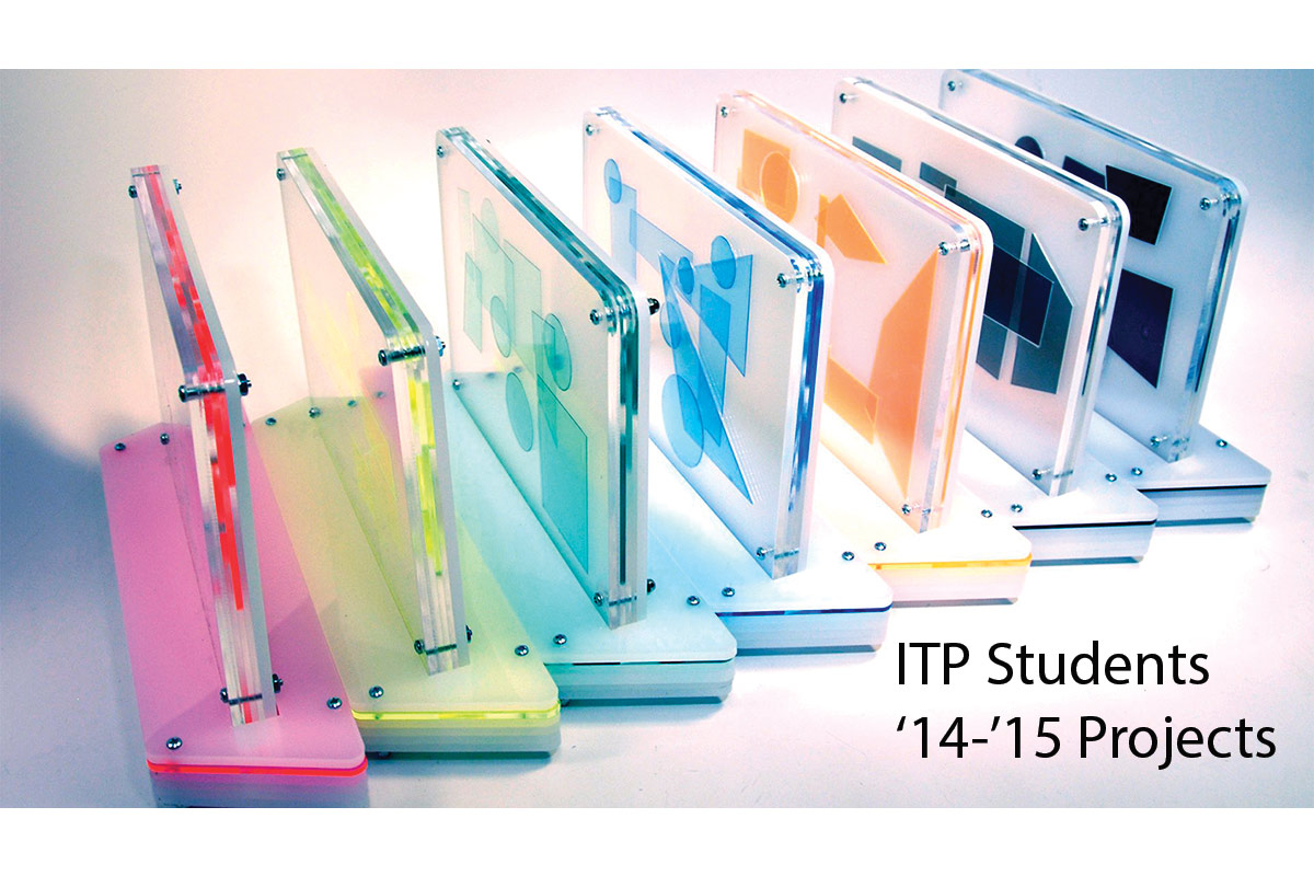 ITP Students '14-'15 Projects