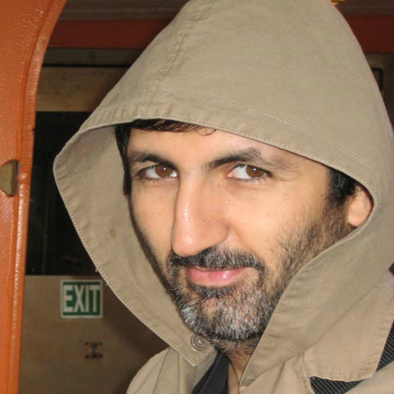 Photo of Hadi Gharabaghi