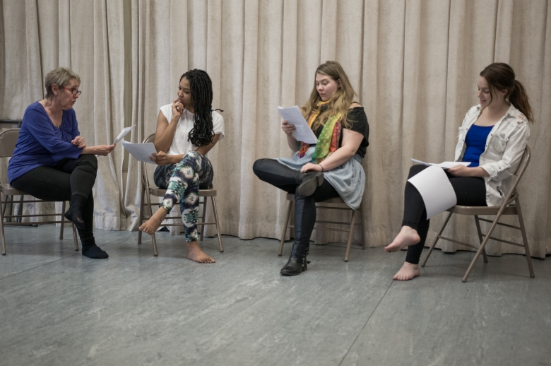 Acting for Stage & Screen at the Open Arts Studio