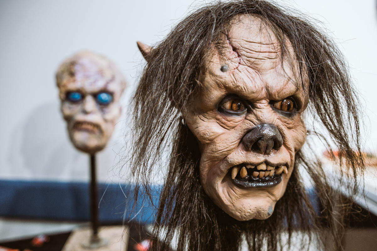 Halloween Workshop: Special Effects Makeup