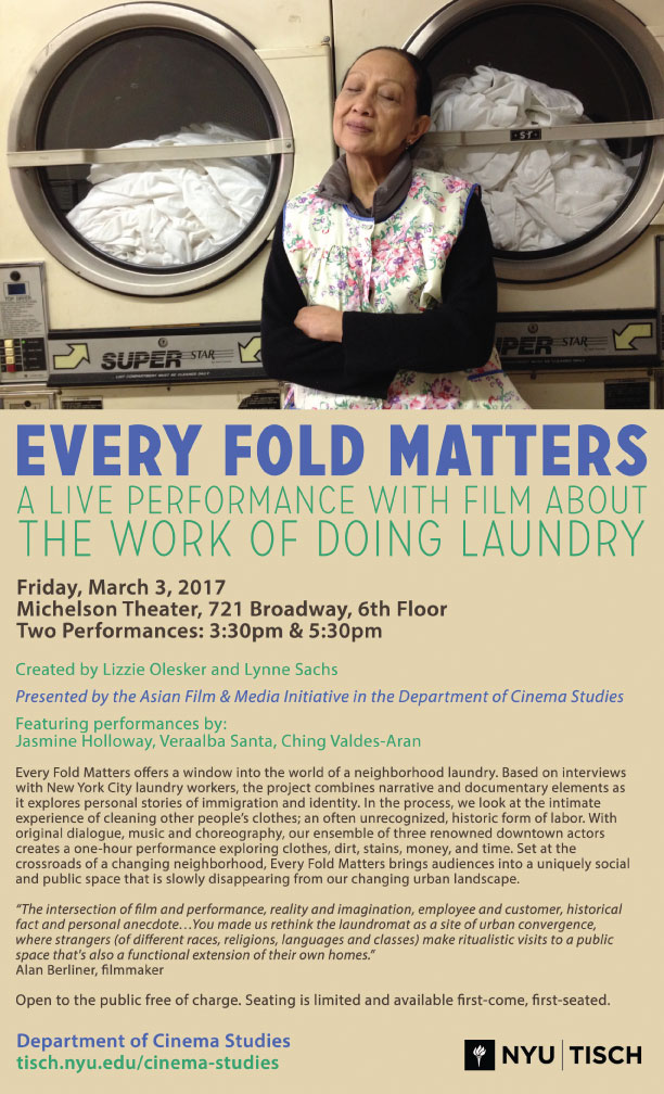 Every Fold Matters: A Live Performance