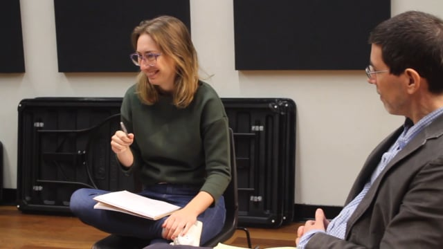 Kristen Holfeur (MA '17) shares how the Performance Studies faculty and coursework influenced her practice as a theatre director.