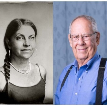 Barbara Browning and Richard Schechner