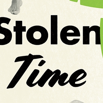 Stolen Time by Shane Vogel book cover