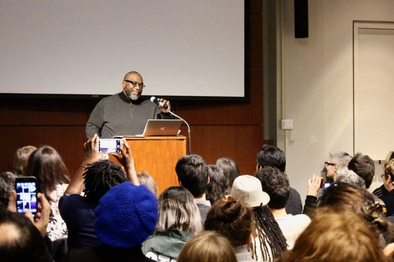 PERFORMANCE STUDIES PROFESSOR FRED MOTEN FEATURED IN THE NEW YORKER'S