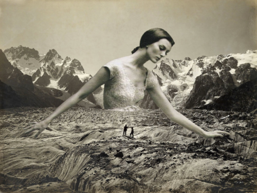 DPI Alum Ian Farrell Collage Work Featured In Allegory Ridge