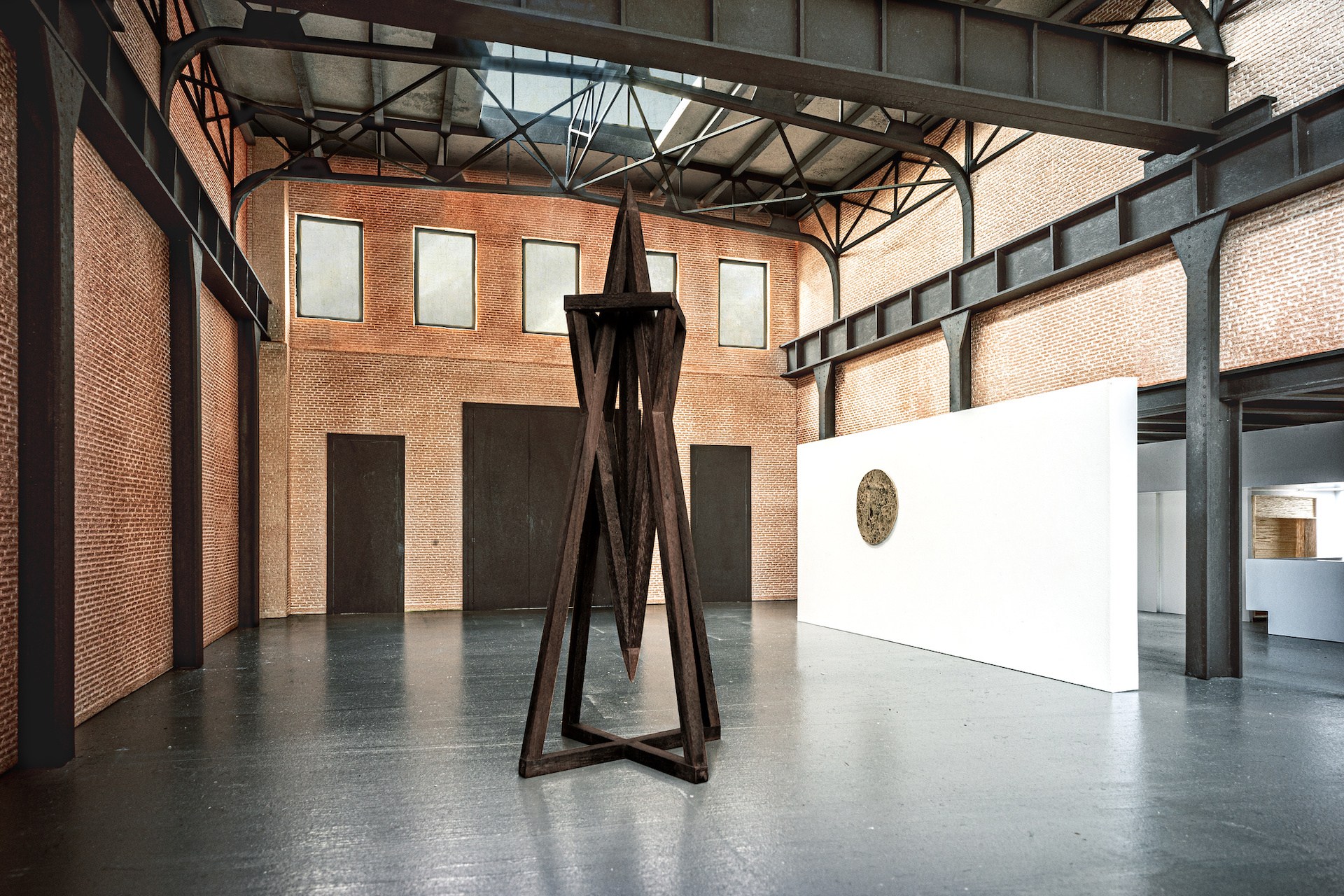 Dpi Alum Rindon Johnson Opens First Solo Museum Exhibition Em Law Of Large Numbers Our Bodies Em
