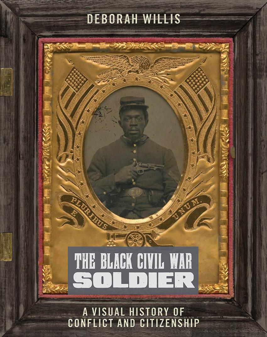 the black civil war soldier book cover