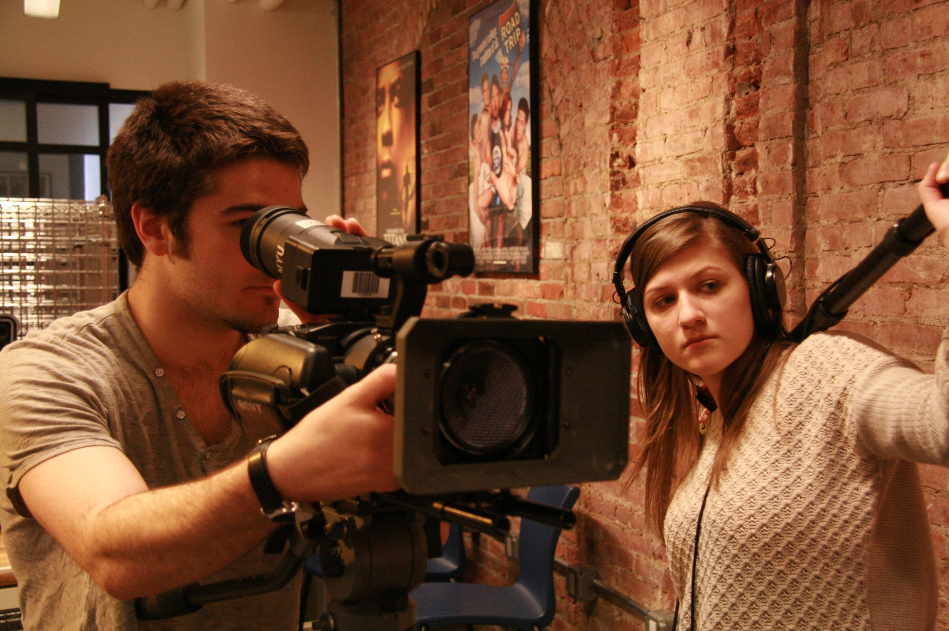 What college courses should I take if I want to study Film Production at university?