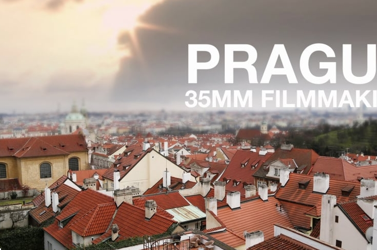 This video is an interview with film faculty Joe Pichirallo and David Irving talking about the Tisch Prague 35 mm film program.