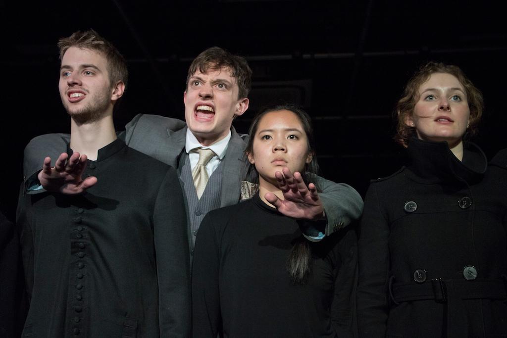 Richard Iii Shakespeare In Performance At Rada