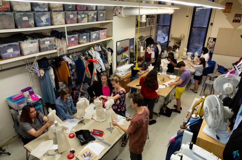 Tisch Summer High School Production And Design Workshop