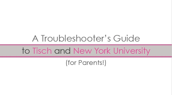 Download the Tisch Troubleshooter's Guide