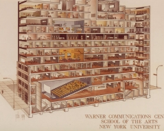 1982 - Warner Communications Center