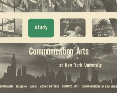 1956 - Formation of the Communication Arts Group