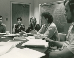 1981 - Musical Theatre Writing Program Formed