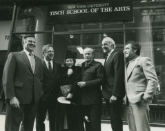 1982 - Tisch School of the Arts